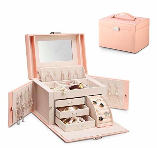 Vlando Jewelry Case
