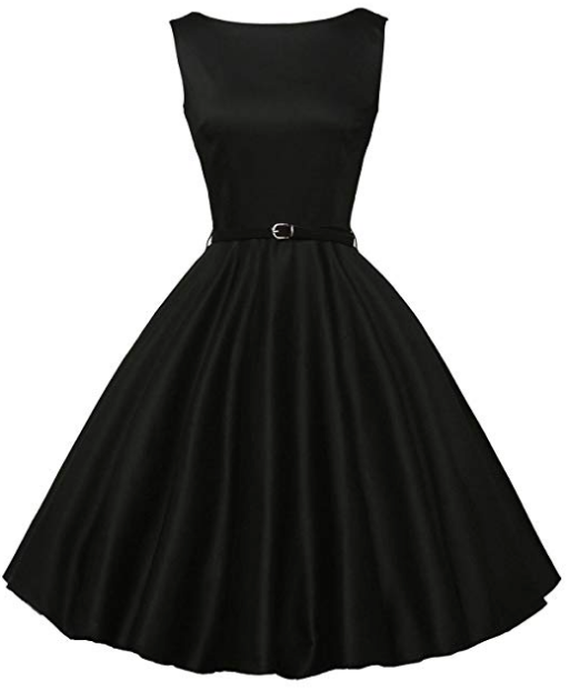 Black Vintage-Inspired Dress.png