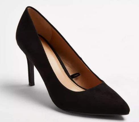 Target Women's Black Heels.png